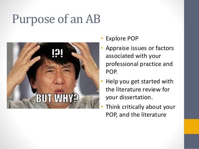 Step-by-step guide for literature review?