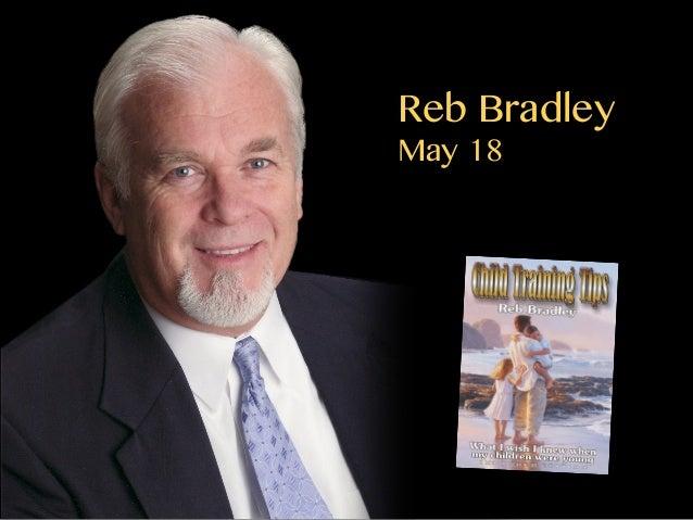 Reb Bradley May 18