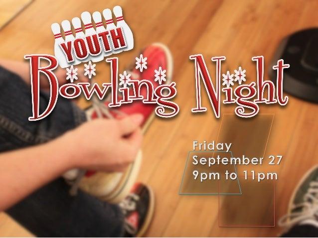 Friday, October 4 7pm at CLA
