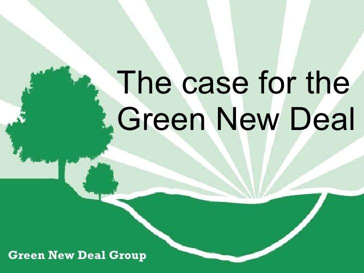 Ann Pettifor - Green New Deal