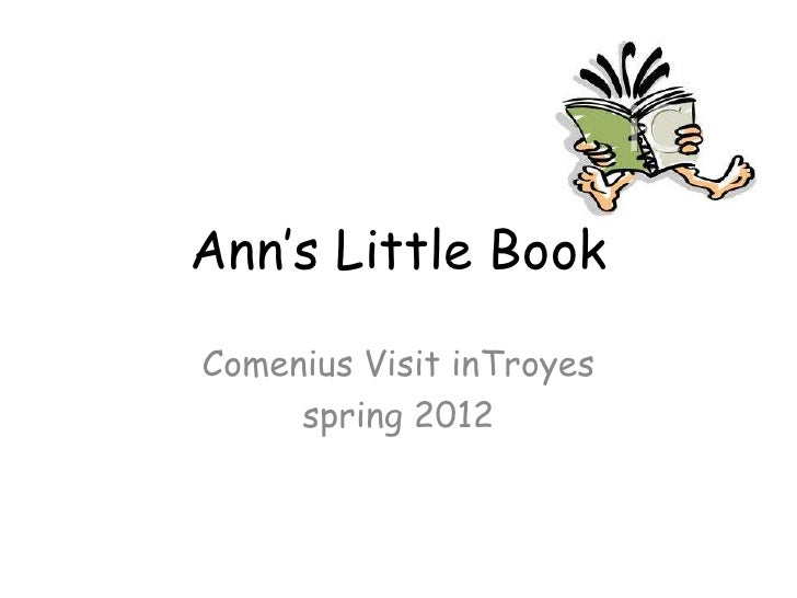 Ann's Little Book