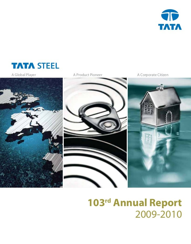 A Global Player   A Product Pioneer   A Corporate Citizen                          103rd Annual Report                    ...