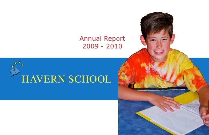 Annual report-2009-2010