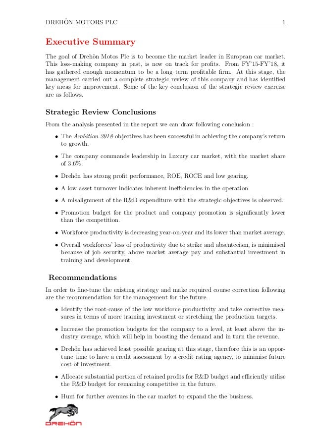 Sample Annual Report Cover Letter