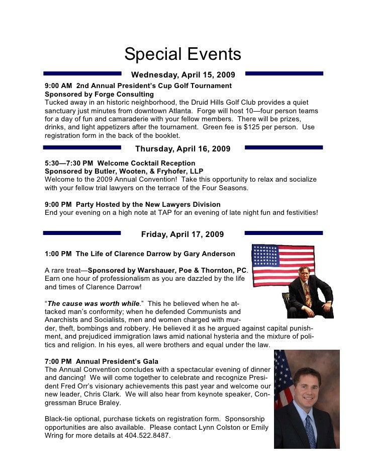 Annual Convention Agendas(4)
