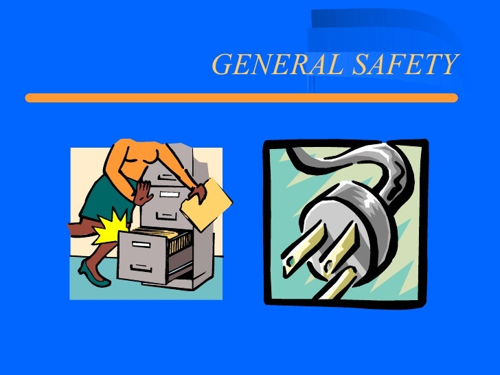Annual ed general safety2 2010