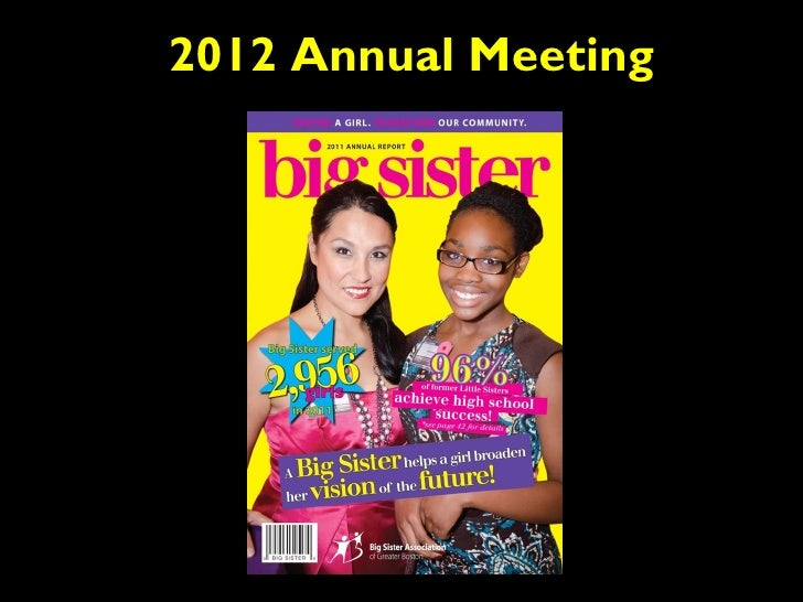 2012 Annual Meeting Slideshow