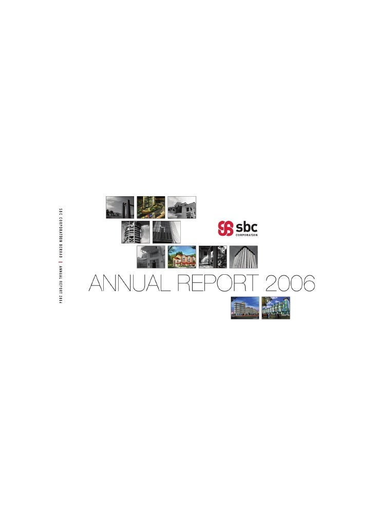Annual Report 2006 2700kb