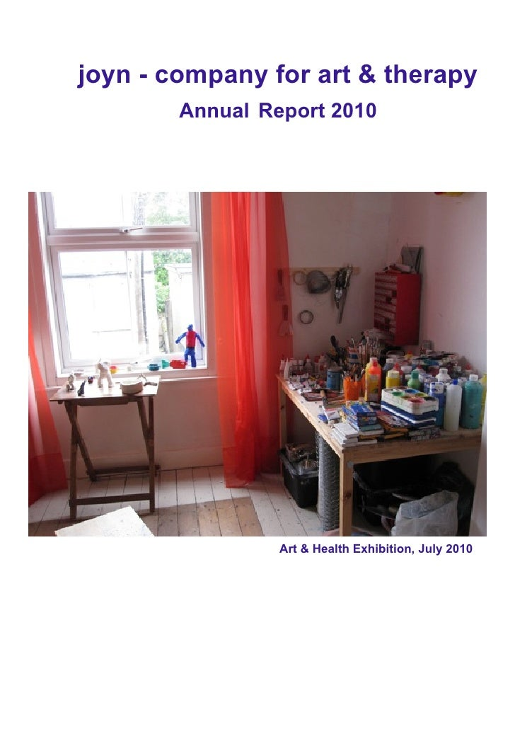 Annual report 2010 email