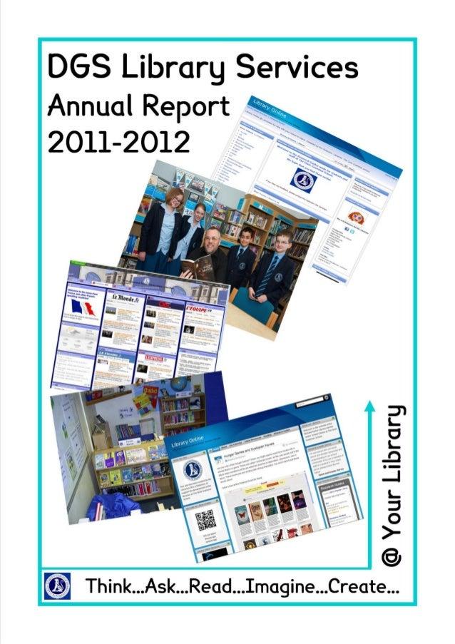 Annual report 2011 2012