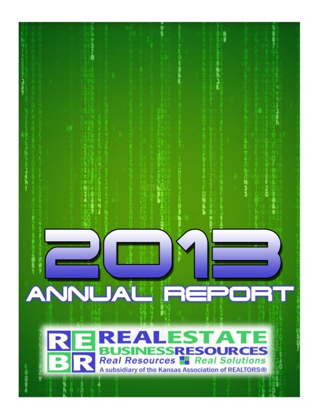 In our thirteenth year of operation, Real Estate Business Resources, Inc. (REBR) continues to grow bra...