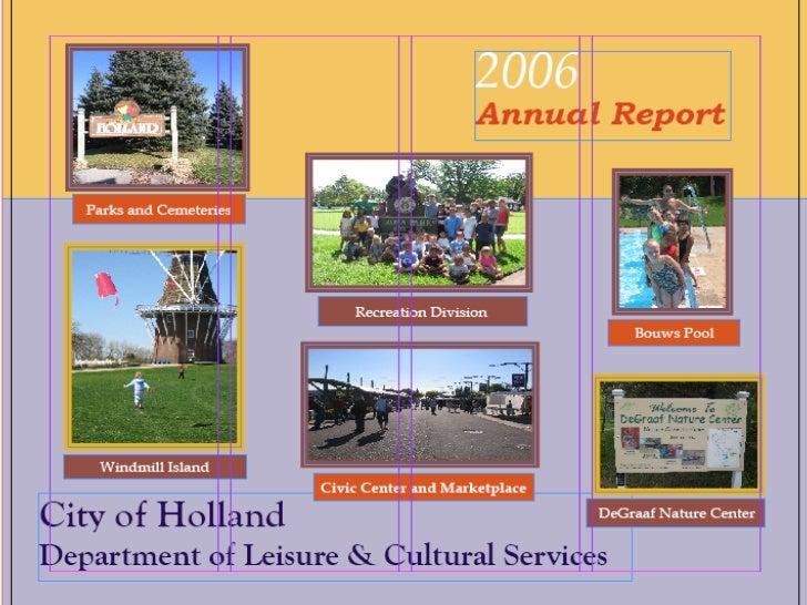 Annual Report Presen 07