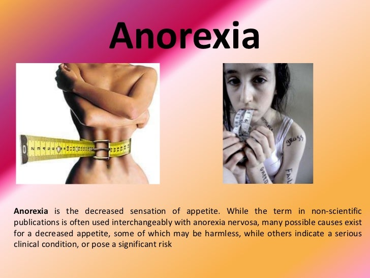 anorexia essays of cause and effects Causes and effects of anorexia cause and effect essay by writingsensation causes and effects of anorexia this well-researched paper examines the various causes and effects of anorexia-nervosa as well as the media's impact.