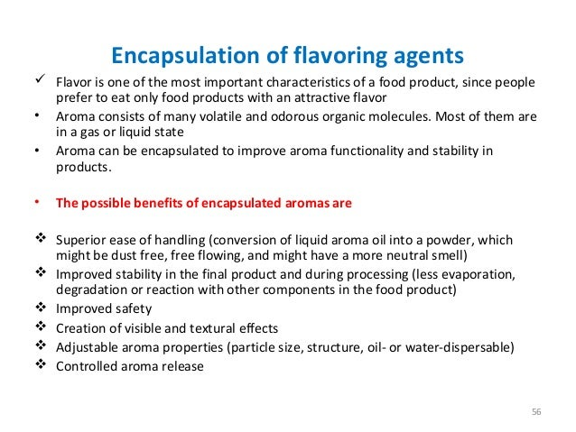 the prop chemical and its relation to the scent and flavor of food Food perception with age and its relationship to age and its relationship to pleasantness, chemical sense of smell and its relationship to food.