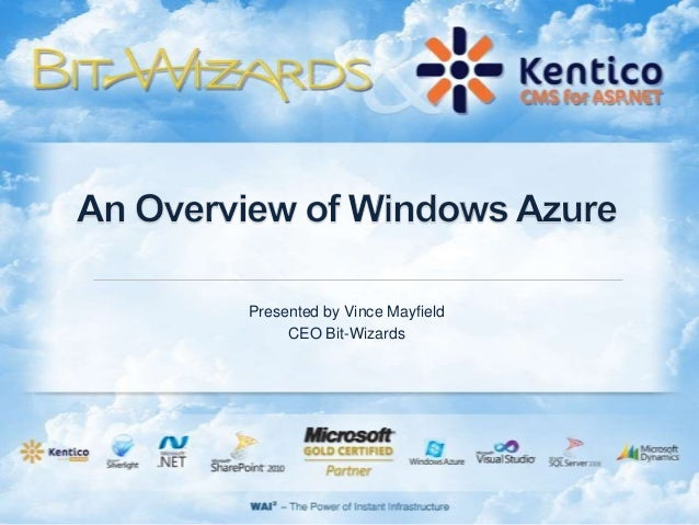 Are you ready? Introduction to Cloud Computing and Windows Azure