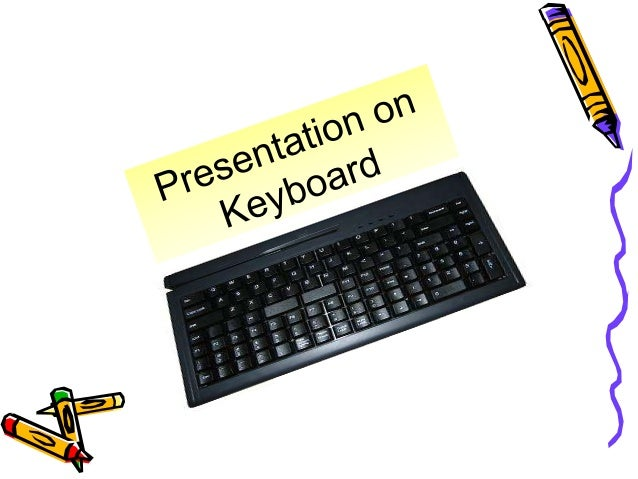 Keyboard and its types