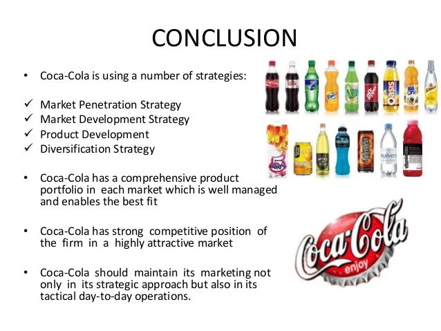 coke marketing strategy A marketing strategy is a business's overall game plan for reaching people and turning them into customers of the product or service that the business provides the marketing strategy of a.