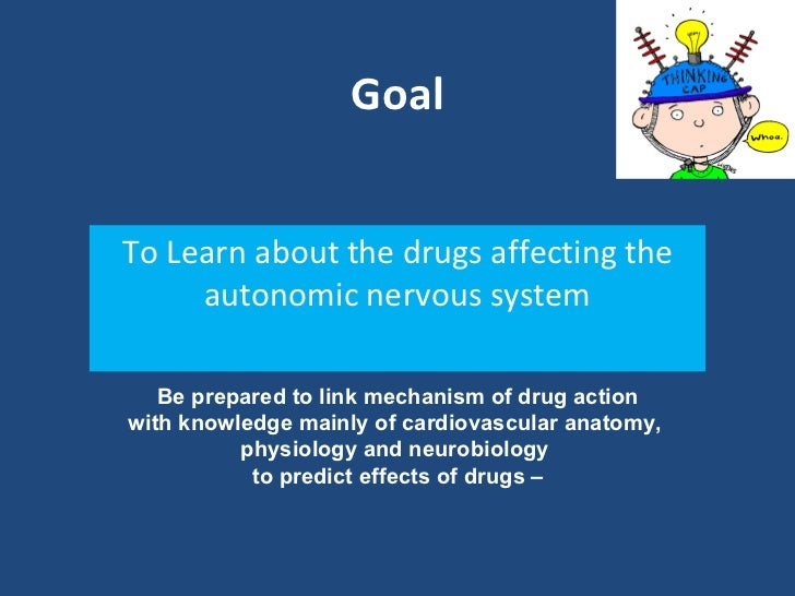 drug targets in the autonomic nervous system essay Free nervous conditions some enzymes are actually drug targets describing the interaction of the components of the autonomic nervous system in a.