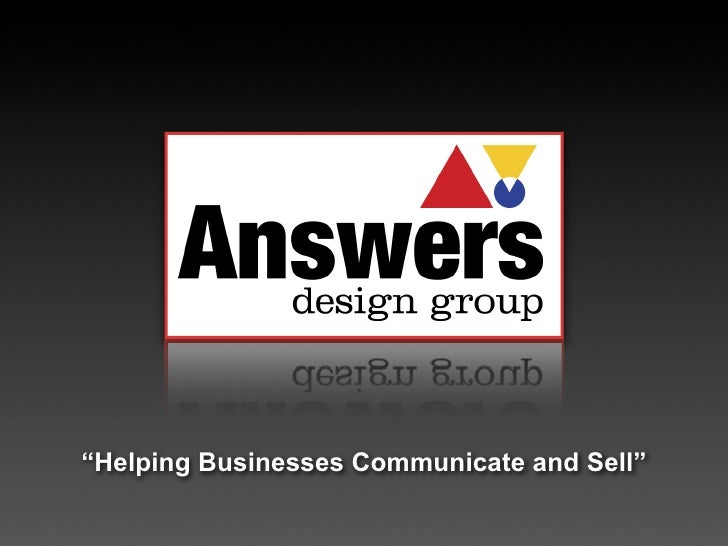 Answers Design