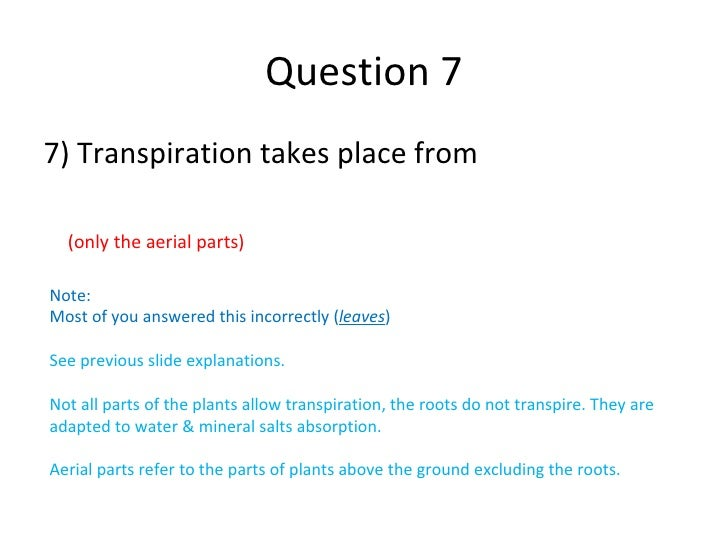 ap biology essay questions about plants Past ap biology exam essay topics molecules and cells (25%) oxygen exchange in a plant, an insect and a fish explain how oxygen from the.