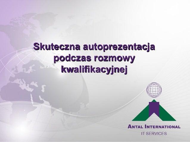 Antal international prezentacja_targi_it