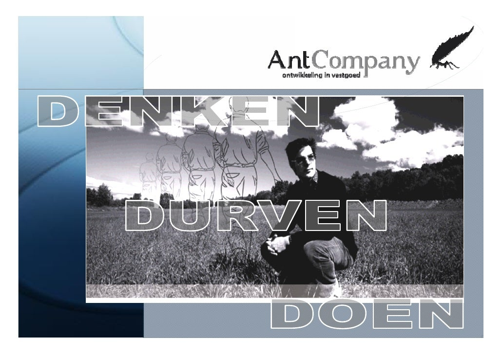 AntCompany presentatie 2009