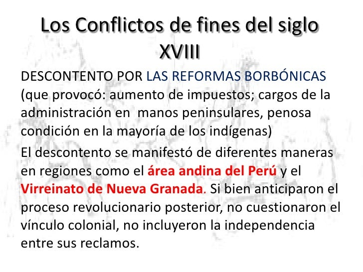 Antecedente, causas y consecuenias de la revolución de mayo de 1810