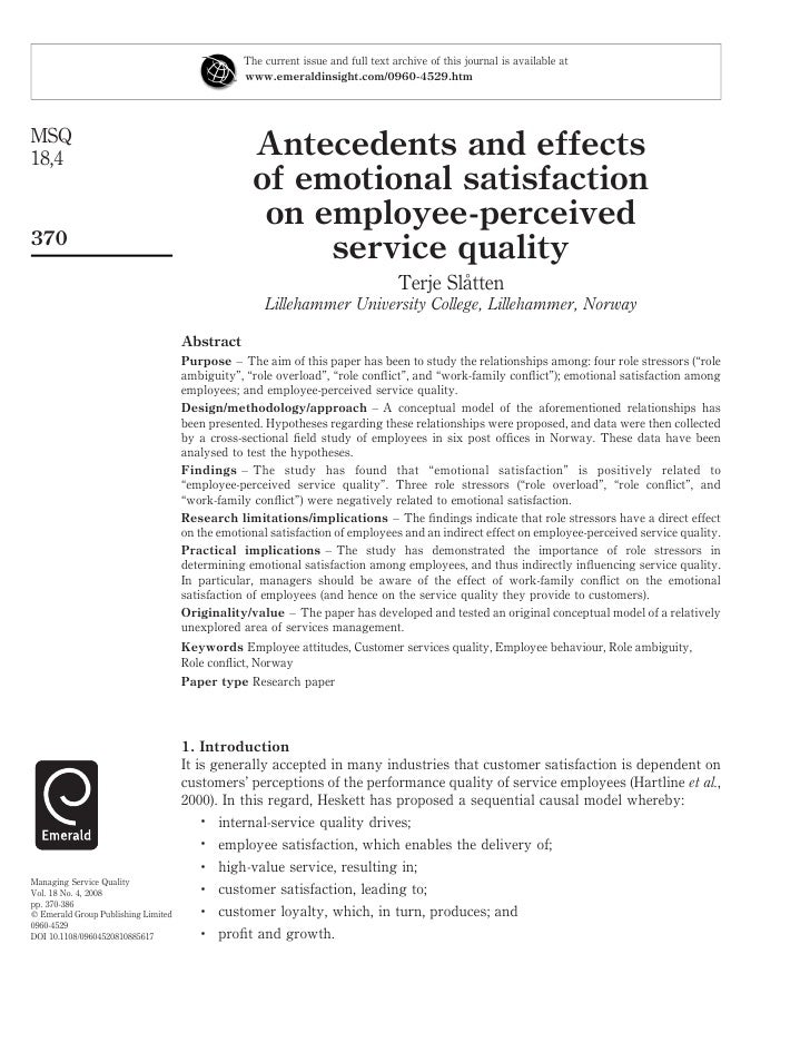 Antecedents and[1]