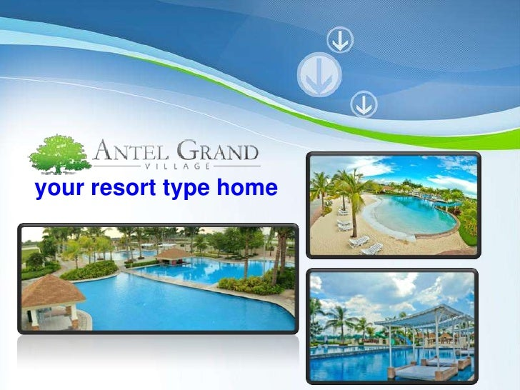 your resort type home             Powerpoint Templates                                    Page 1