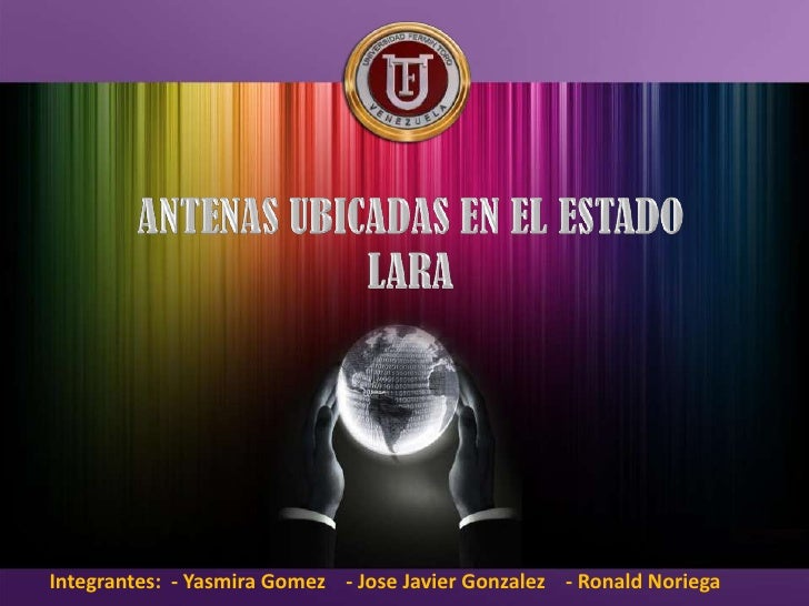 Integrantes: - Yasmira Gomez - Jose Javier Gonzalez - Ronald Noriega