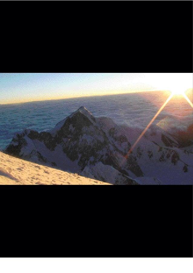 K2 la vetta infranta