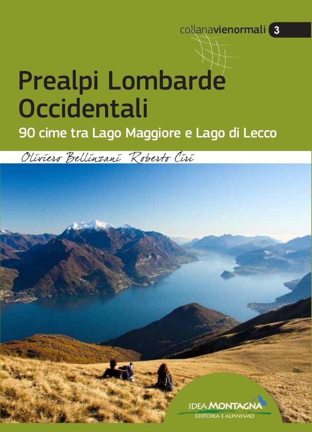 Prealpi Lombarde Occidentali