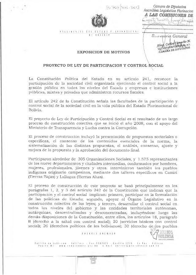 PL1-O t h e i l -                       13               Cámara de Diputados                                              ...