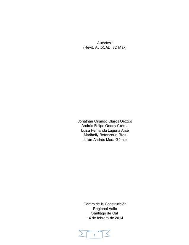 antodesk (revt;autocad,3dmax)