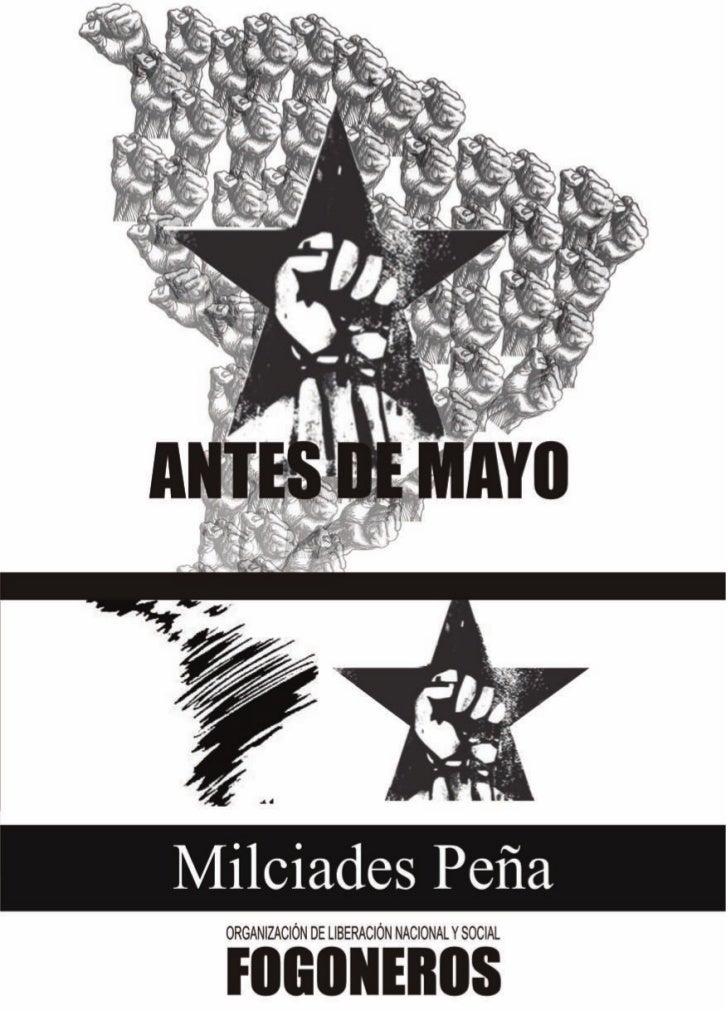 """""""Mayo"""" hace referencia a la revolución de independencia nacional argentina deldominio español ocurrida el 25 de mayo de 18..."""