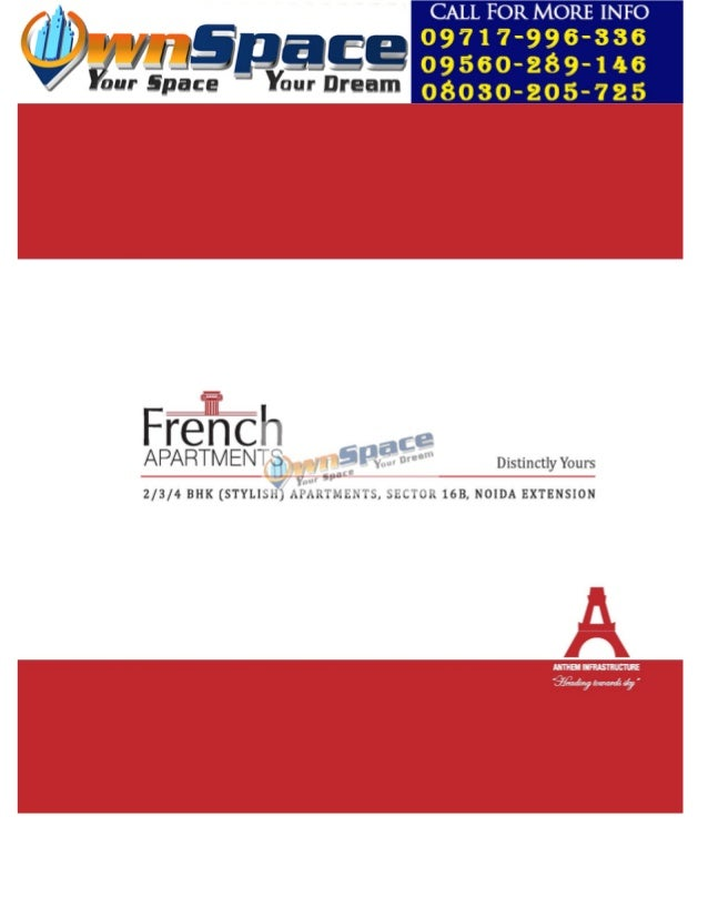 For More Information Visit These Websites  Anthem French Apartments Price list