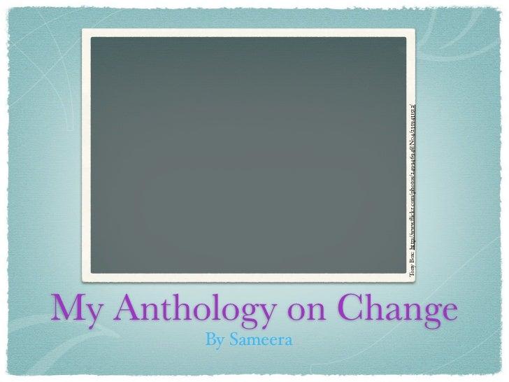 Anthology sp