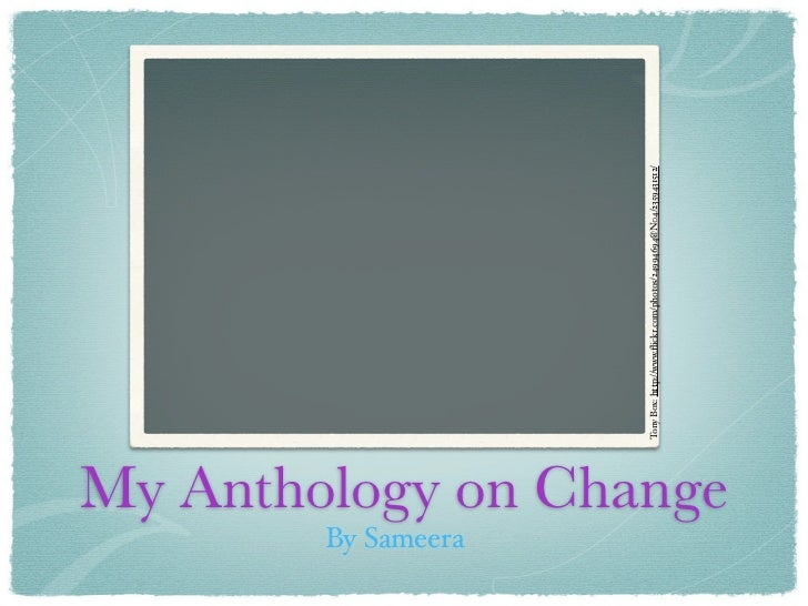 Sameera's Poetry Anthology