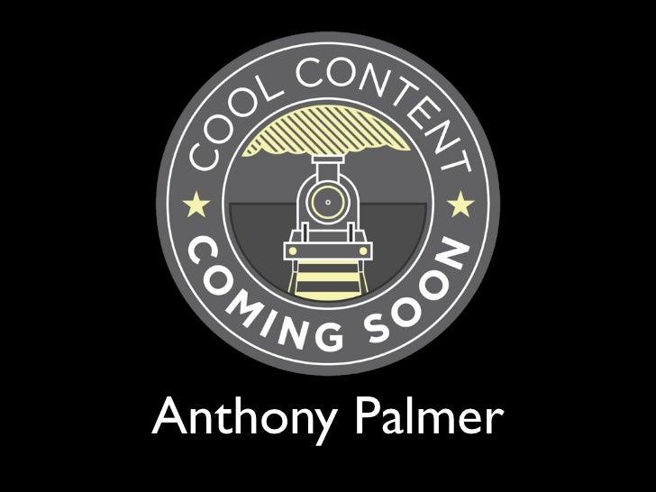 Anthony Palmer