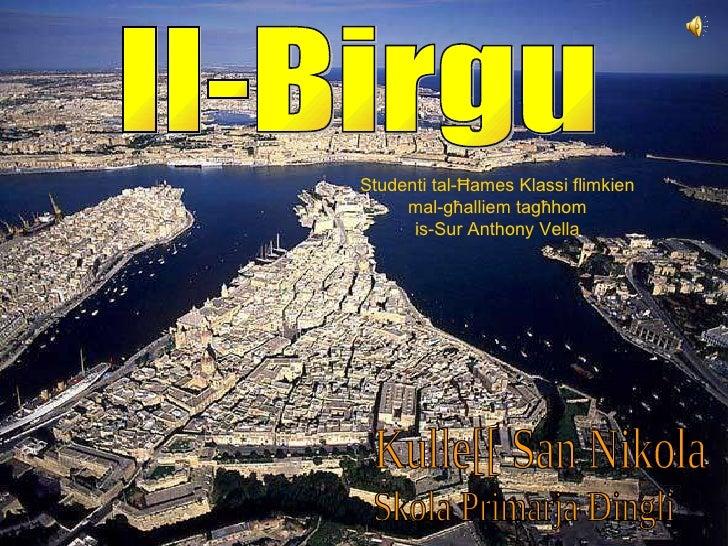 Il-Birgu