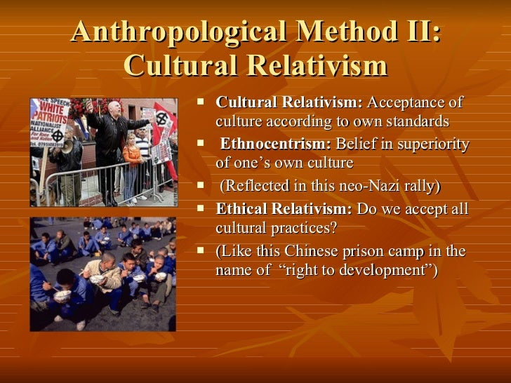 Research topic for cultural anthropology?