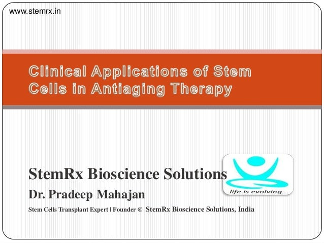 Anti aging with holistic approach