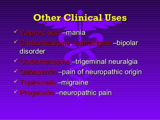 Anti-Epileptic Drugs