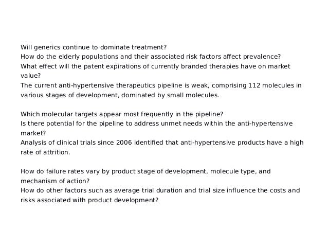 anti hypertensive therapeutics in major developed markets This characteristic of lorcaserin limits the risk of hallucinations due to 5-ht 2a activation and the risk of cardiovascular side effects, including valvulopathy and pulmonary hypertension, through 5-ht 2b receptors 25 this preferential affinity to 5-ht 2c receptors provides lorcaserin the efficacy of previous serotonergic anti-obesity .