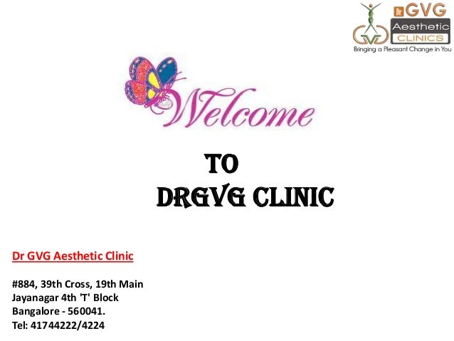 Anti aging treatment bangalore   dr gvg