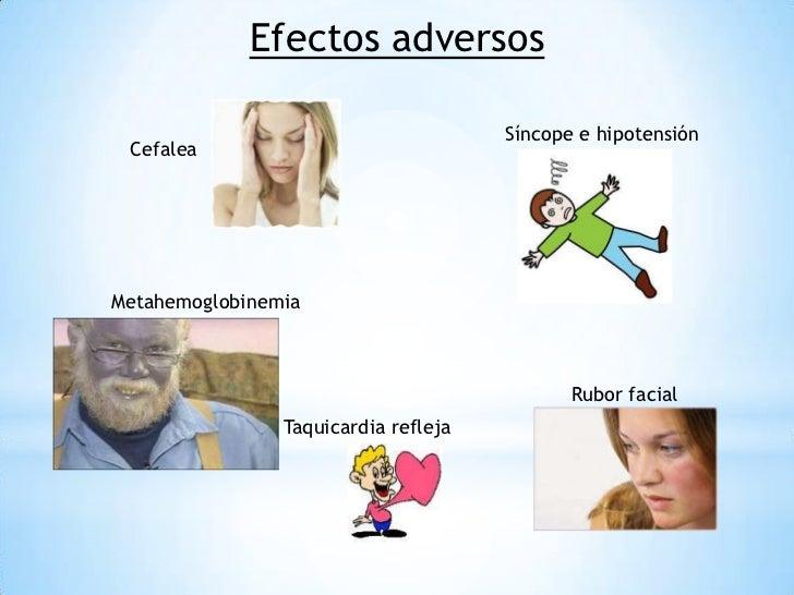 El viagra y sus efectos secundarios