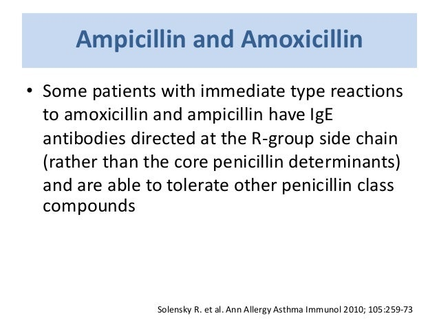 Ampicillin and amoxicillin allergy tretinoin cream uk for Can humans take fish mox