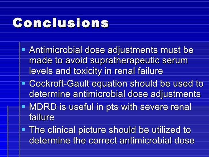 pregabalin dose in renal failure