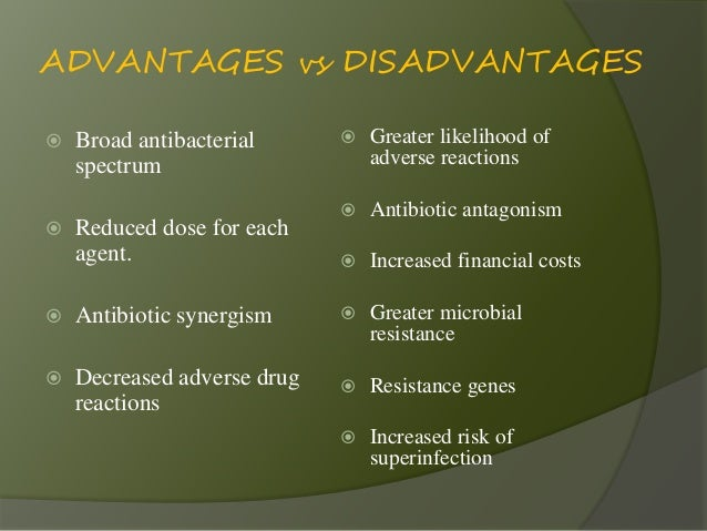 advantage and disadvantage of synergy