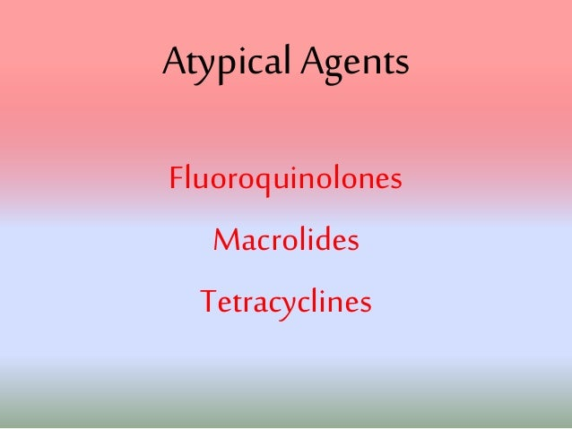 Ciprofloxacin cause c diff